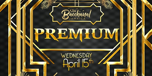 Bacchanal Premium 2020 - Tickets - $69.99