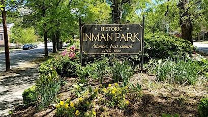 Phoenix Flies 2020   Guided Walking Tour of Inman Park tickets