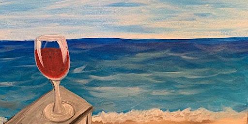 Beach dreams Painting