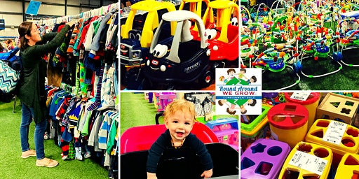 Spring 2020 HUGE Kid's Consignment Sale Event - Round Around We Grow NH