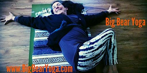 FREE Community Yoga Class on 2/28