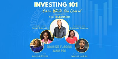 Investing 101 with Stocks Rising,LLC