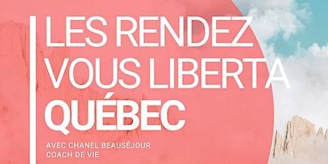 Les Rendez-Vous Liberta Québec billets
