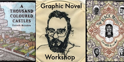 Graphic Novel Workshop with Gareth Brookes
