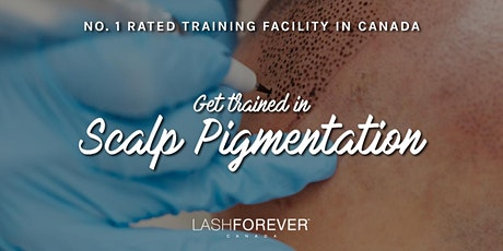 Scalp Pigmentation tickets