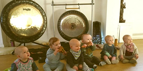 Sound bath for babies and children tickets