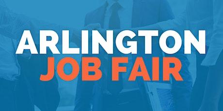 Arlington Job Fair - June 8, 2020 - Career Fair tickets