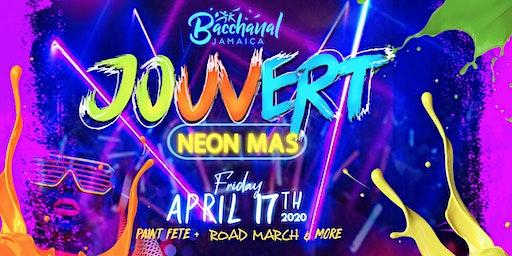 Bacchanal J'ouvert 2020 - Neon Mas - Tickets - $26.56 - $66.73