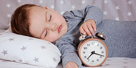 Get Your Little One Sleeping With Robin The Mama Coach tickets