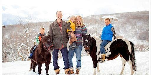 Louis Riel Winter  Horse Experience