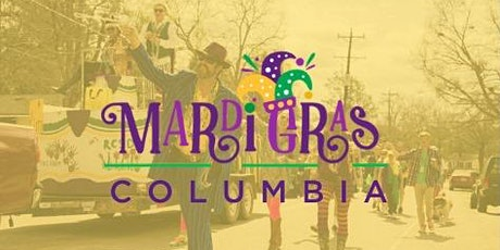10th Annual Mardi Gras Columbia tickets