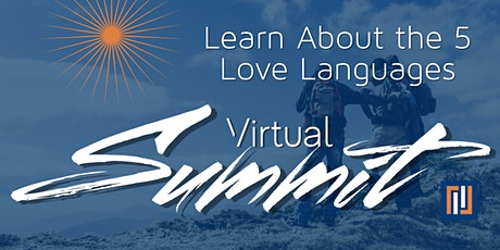 Virtual Summit - 5 LOVE LANGUAGES (Every 4th Tuesday of the Month) tickets