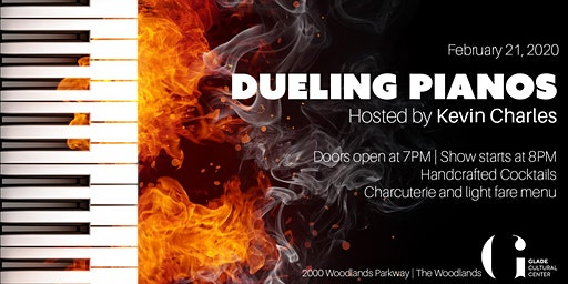 Dueling Pianos Night with Kevin Charles
