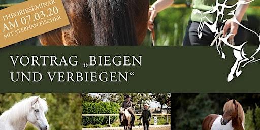 """Vortrag """"Biegen & verbiegen"""" mit Stephan Fischer"""