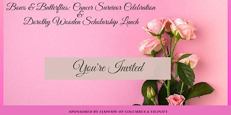 Bows & Butterflies: Cancer Survivor & Scholarship Luncheon tickets