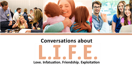 """Get Families Talking"" about Love, Infatuation, Friendship and Exploitation"