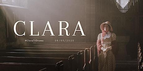 CLARA TVDRAMA PREMIERE tickets