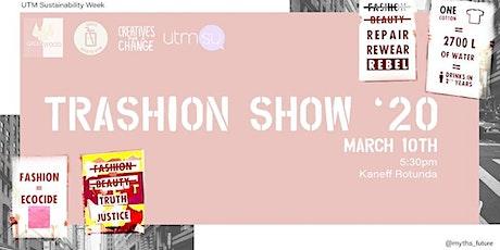 Trashion Show 2020: A Sustainable Fashion & Art Show tickets