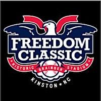 Freedom Classic - USAFA Grads help with USA Flag