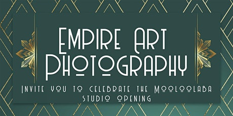 Empire Art Photography new studio opening tickets