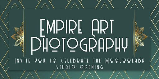 Empire Art Photography new studio opening