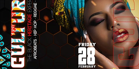 CULTURED: An Afro City Party Series tickets