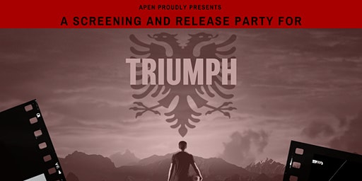 APEN: Screening and Release Party for Triumph