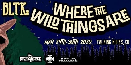 BLTK: Where The Wild Things Are tickets