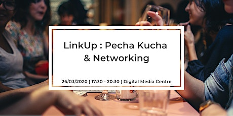 LinkUp : The Young Professionals Network : Petcha Kutcha Evening tickets