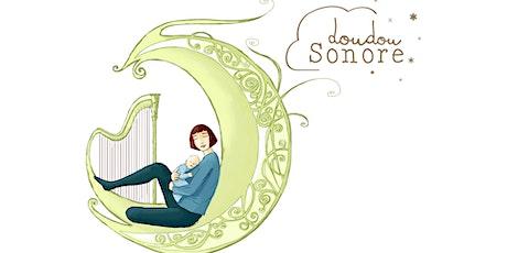 Conte à la harpe en hamac pour parents-bébé (0-6 mois) billets