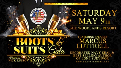 Boots & Suits Gala presented by Glenn & Barbara Selldin tickets
