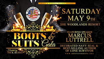 Boots & Suits Gala presented by Glenn & Barbara Selldin