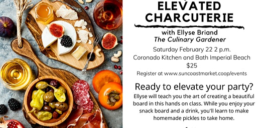 Elevated Charcuterie