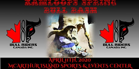 ***CANCELLED***Kamloops Indoor Spring Bull Bash & Dance 2020 tickets