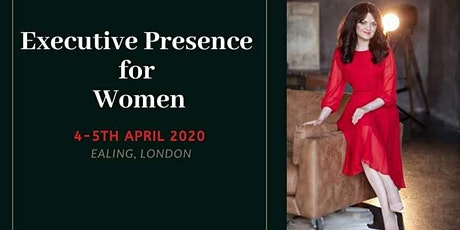 Executive Presence For Women (2 Days) tickets