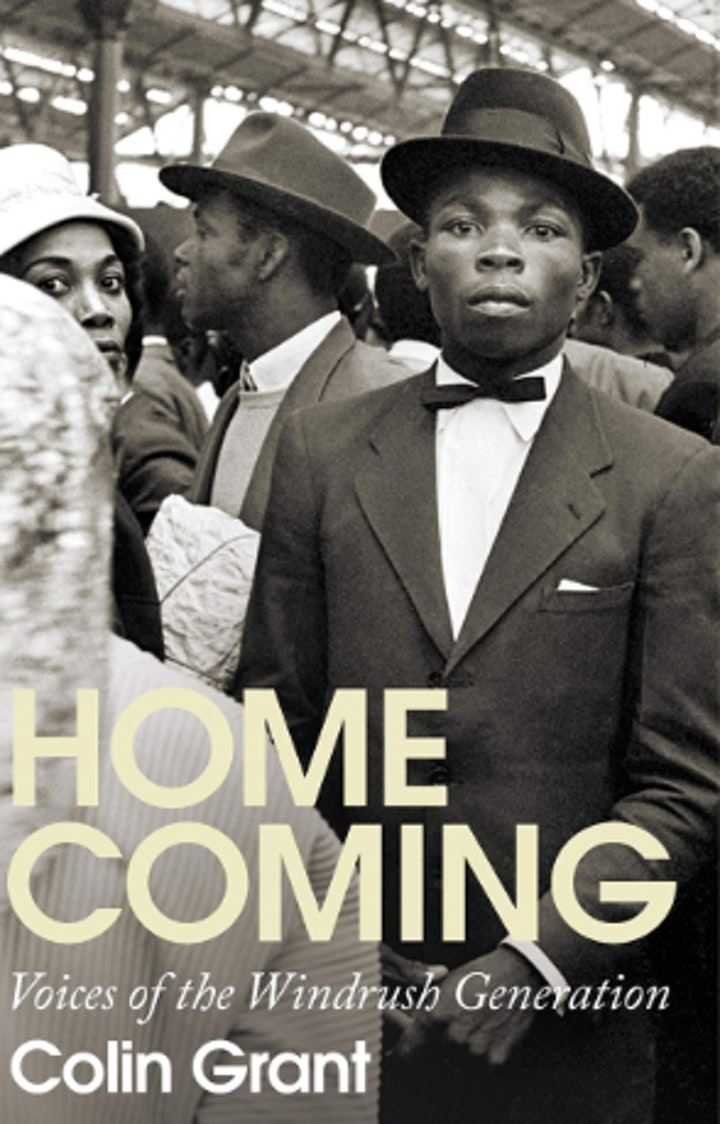 Colin Grant and Homecoming: Voices of the Windrush Generation image