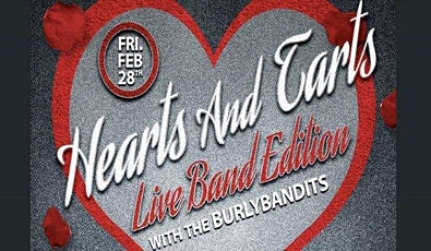 Hearts and Tarts: Live Band Edition tickets