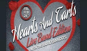 Hearts and Tarts: Live Band Edition