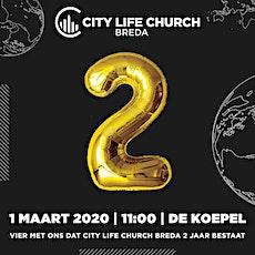 CLC Breda 2 jaar! tickets