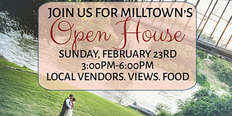 Milltown Wedding and Event Venues Open House tickets