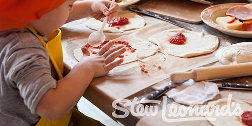Snowman Pizza Class for Toddlers