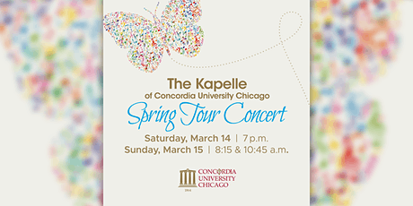 The Kapelle of Concordia University Chicago tickets
