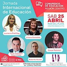Congresos de Educación Región Centro - Asociación Educar para el Desarrollo Humano logo