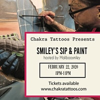 Smiley's Sip & Paint