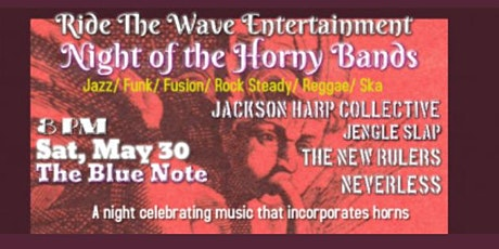 Night of the Horny Bands tickets