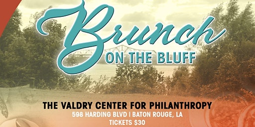 Imagination Leads presents Brunch on the Bluff