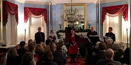 New York Classical Quartet Concert tickets