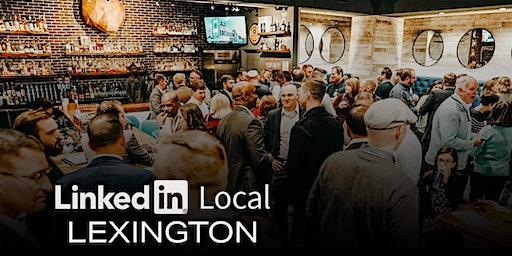 LinkedIn Local Lexington