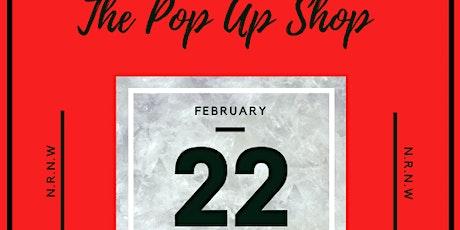N.R.N.W Presents The Pop Up Shop tickets