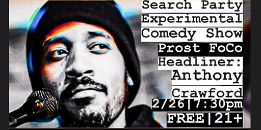 Search Party: Experimental Comedy Show